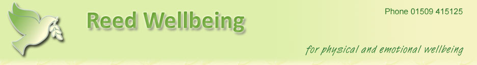 Reed Wellbeing - for physical and emotional wellbeing